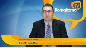 Prof. Dr. İsmail Sarı - Eritema nodozum nedir?