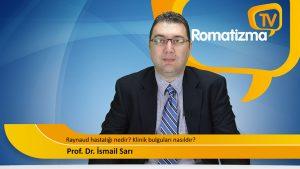 Prof. Dr. İsmail Sarı - Raynaud hastalığı nedir? Klinik bulguları nasıldır?