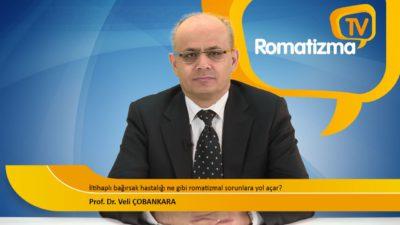 İltihaplı bağırsak hastalığı ne gibi romatizmal sorunlara yol açar? - Prof. Dr. Veli Çobankara