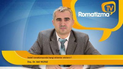 Sedef romatizmasında hangi eklemler etkilenir? - Doç. Dr. Veli Yazısız