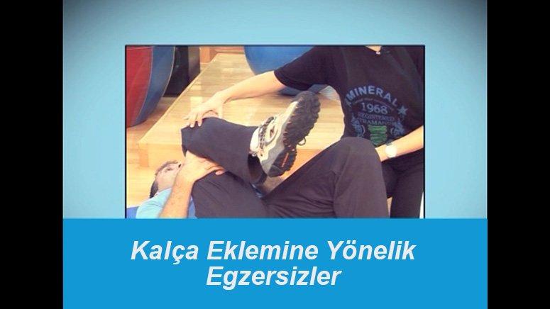 Ankilozan spondilitli hastaları için kalça eklemine yönelik egzersizler nelerdir? - Prof. Dr. Cengiz Bahadır