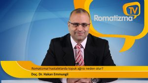 Romatizmal hastalıklarda topuk ağrısı neden olur? - Doç. Dr. Hakan Emmungil