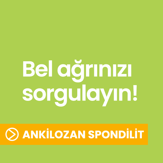 Ankilozan Spondilit - AS