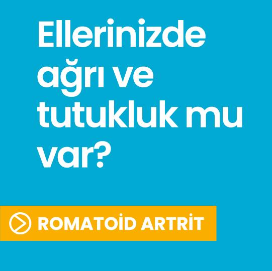 Romatoid Artrit - RA