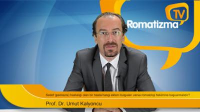 Prof. Dr. Umut Kalyoncu